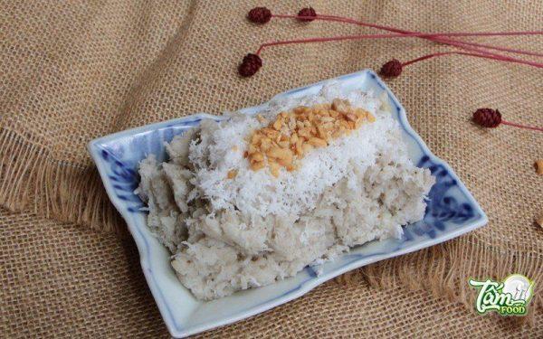 6 món ăn vặt từ chuối