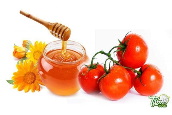 đắp mặt nạ cà chua có tác dụng gì