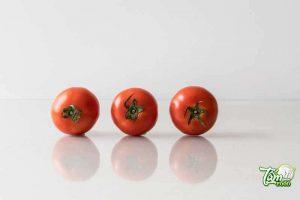 ăn cà chua sống đẹp da