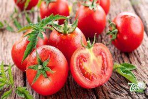 ăn cà chua sống giảm cân