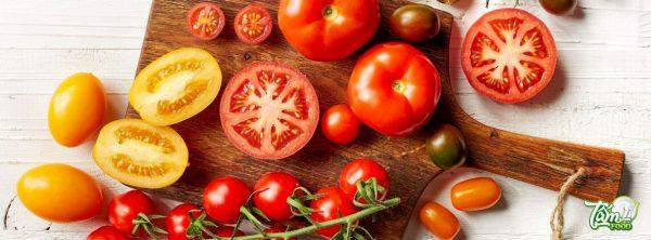 Công dụng cà chua cherry đà lạt