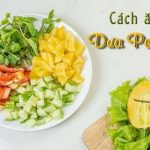 cách ăn dưa pepino