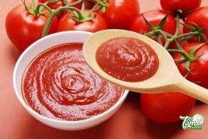 cách làm nước sốt cà chua