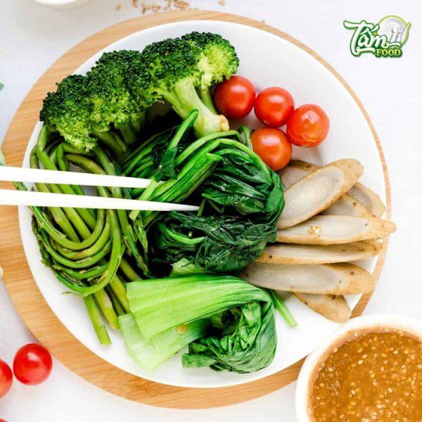Mẹo luộc rau đảm bảo rau xanh giòn, đảm bảo dinh dưỡng như nhà hàng